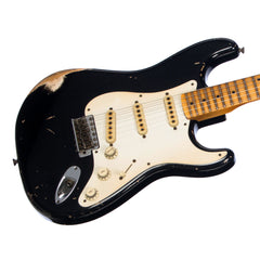 Fender Custom Shop 1-off MVP Series 1956 Stratocaster Heavy Relic - Black - Masterbuilt John Cruz - NEW!
