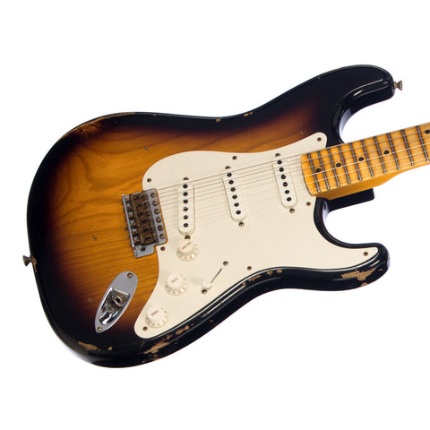 Fender Custom Shop MVP Series 1956 Stratocaster Relic - 2 Color Sunburst - Dealer Select Master Vintage Player - NEW!