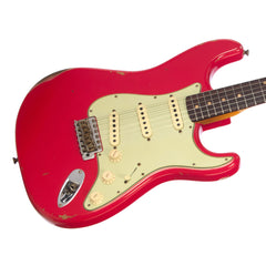 Fender Custom Shop MVP 1960 Stratocaster Relic - Hot Rod Red - Dealer Select Master Vintage Player Series Electric Guitar - NEW!