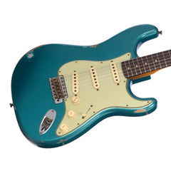 Fender Custom Shop MVP 1960 Stratocaster Relic - Ocean Turquoise - Dealer Select Master Vintage Player Series Electric Guitar - NEW!