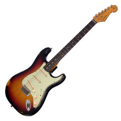 Fender Custom Shop MVP 1960 Stratocaster Relic - 3 Color Sunburst - Dealer Select Master Vintage Player Series Electric Guitar - NEW!