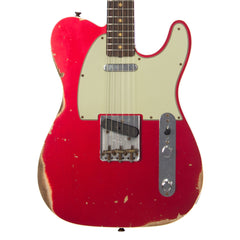 Fender Custom Shop MVP 1960 Telecaster Custom Relic - Candy Apple Red - Dealer Select Master Vintage Player Series Electric Guitar - NEW!