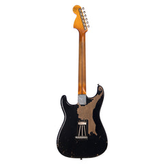 Fender Custom Shop MVP Series 1969 Stratocaster Relic - Black - Masterbuilt John Cruz - Master Vintage Player