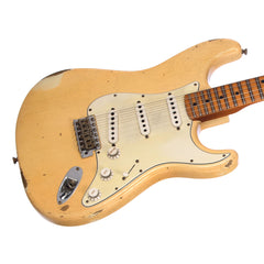 Fender Custom Shop MVP Series 1969 Stratocaster Relic - Olympic White / Maple Cap - MASTERBUILT Carlos Lopez - Yngwie, Blackmore, Hendrix / Woodstock -style electric guitar - New!