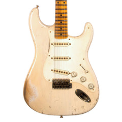 Fender Custom Shop MVP Series 1956 Stratocaster Heavy Relic - Mary Kaye White Blonde / Gold Hardware - Masterbuilt John Cruz