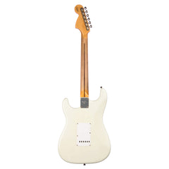 Fender Custom Shop MVP Series 1969 Stratocaster Journeyman Relic - Olympic White / Maple Cap - Hendrix / Woodstock -style electric guitar - New!