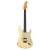 Fender Custom Shop MVP 1960 Stratocaster HSS Relic - Vintage White - Dealer Select Master Vintage Player Series Electric Guitar