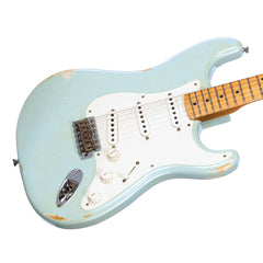 Fender Custom Shop MVP Series 1956 Stratocaster Relic - Sonic Blue electric guitar - NEW!