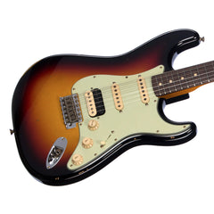 Fender Custom Shop MVP Series 1960 Stratocaster HSS Relic - Three Tone Sunburst - Seymour Duncan JB - NEW!