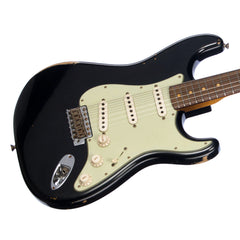 Fender Custom Shop MVP Series 1960 Stratocaster Relic - Black Pearl - Master Vintage Player Electric Guitar - New!