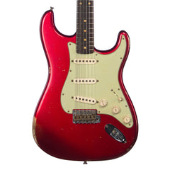 Fender Custom Shop MVP Series 1960 Stratocaster Relic - Candy Apple Red - Master Vintage Player Strat - New!