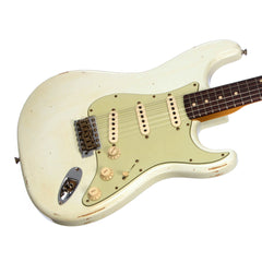 Fender Custom Shop MVP Series 1960 Stratocaster Relic Olympic White - Master Vintage Player Strat - New!