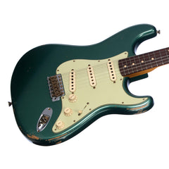 Fender Custom Shop MVP Series 1960 Stratocaster Relic - Sherwood Green Metallic - Master Vintage Player Strat - New!