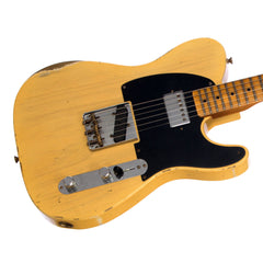 Fender Custom Shop MVP 1952 Telecaster HB Relic - Nocaster Blonde - Dealer Select Master Vintage Player Series Electric Guitar - NEW!
