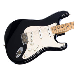 "USED Fender Eric Clapton ""Blackie"" Stratocaster - Artist Series Signature Model - Black - Electric Guitar"