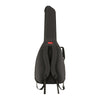 Fender FA610 Acoustic Guitar Gig Bag - Black - Fits Dreadnought, 000, OM and more - 0991432406