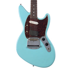 USED Fender Jag-Stang - Sonic Blue - Kurt Cobain Signature Model - Offset Electric Guitar