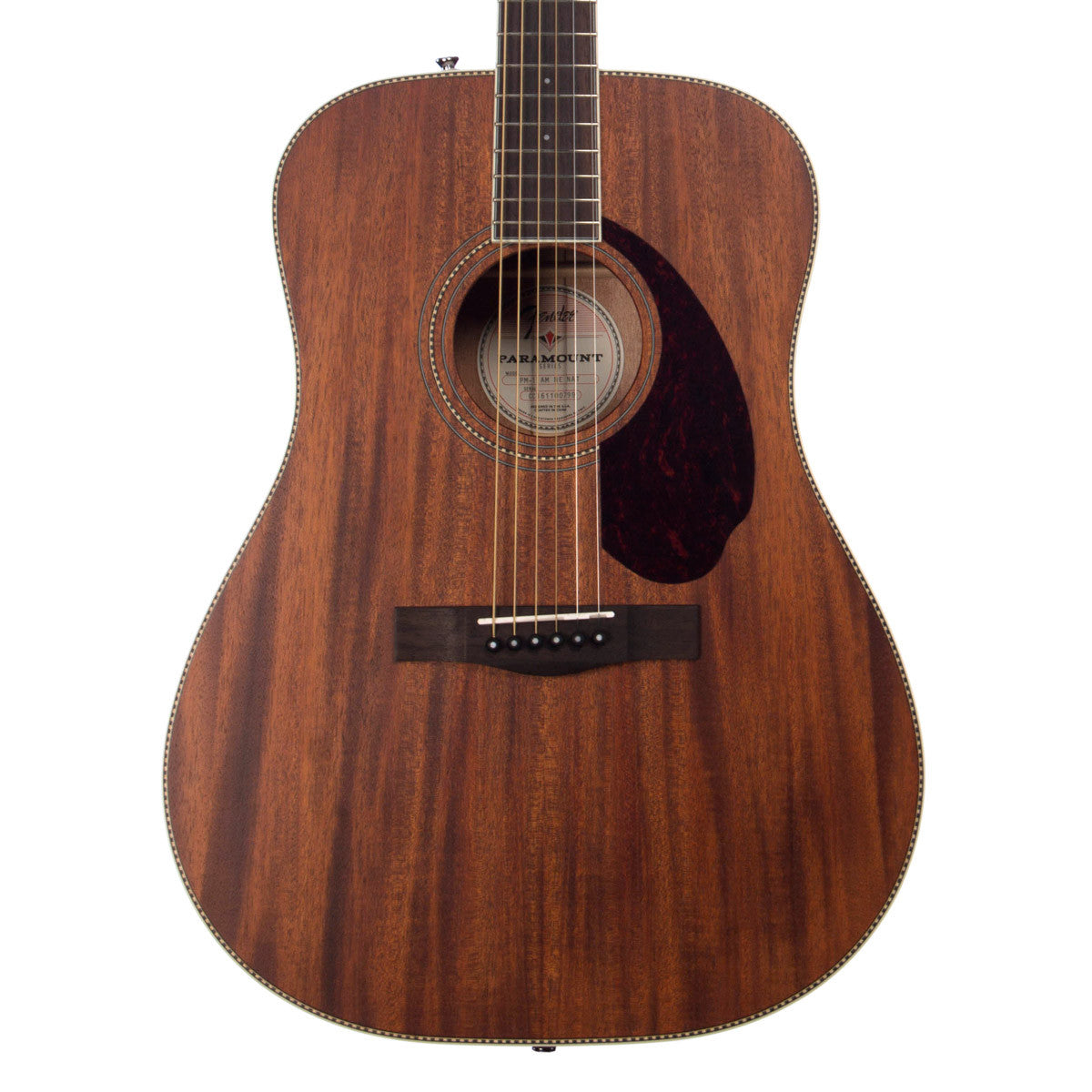 837b36ae485 ... Dreadnought All-Mahogany Acoustic Guitar with Case - NEW. Tap to expand
