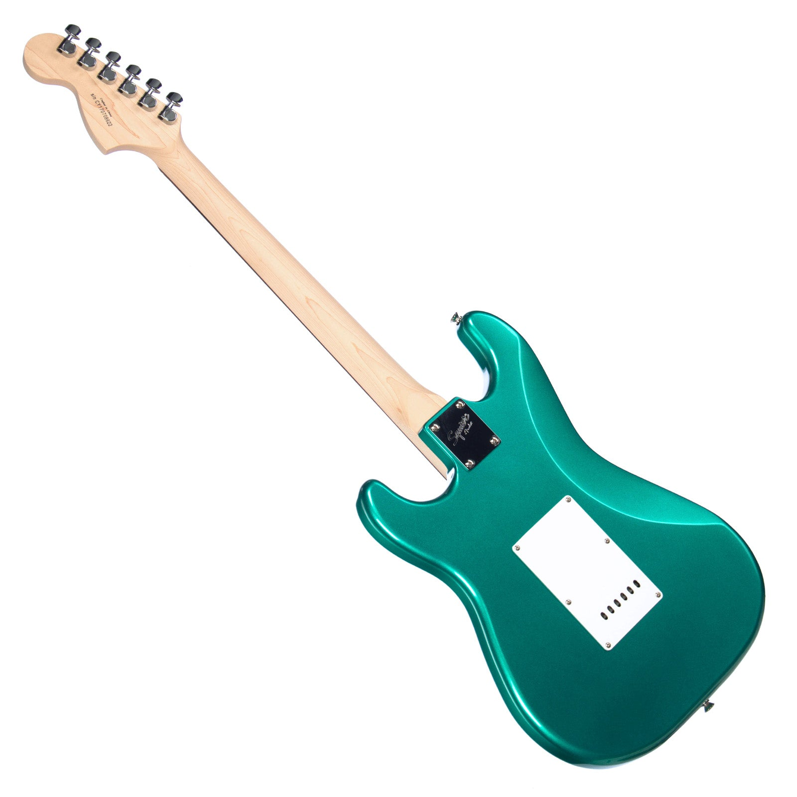 Squier Affinity Strat Wiring Diagram: Squier Affinity Series Stratocaster HSS Race Green Fender