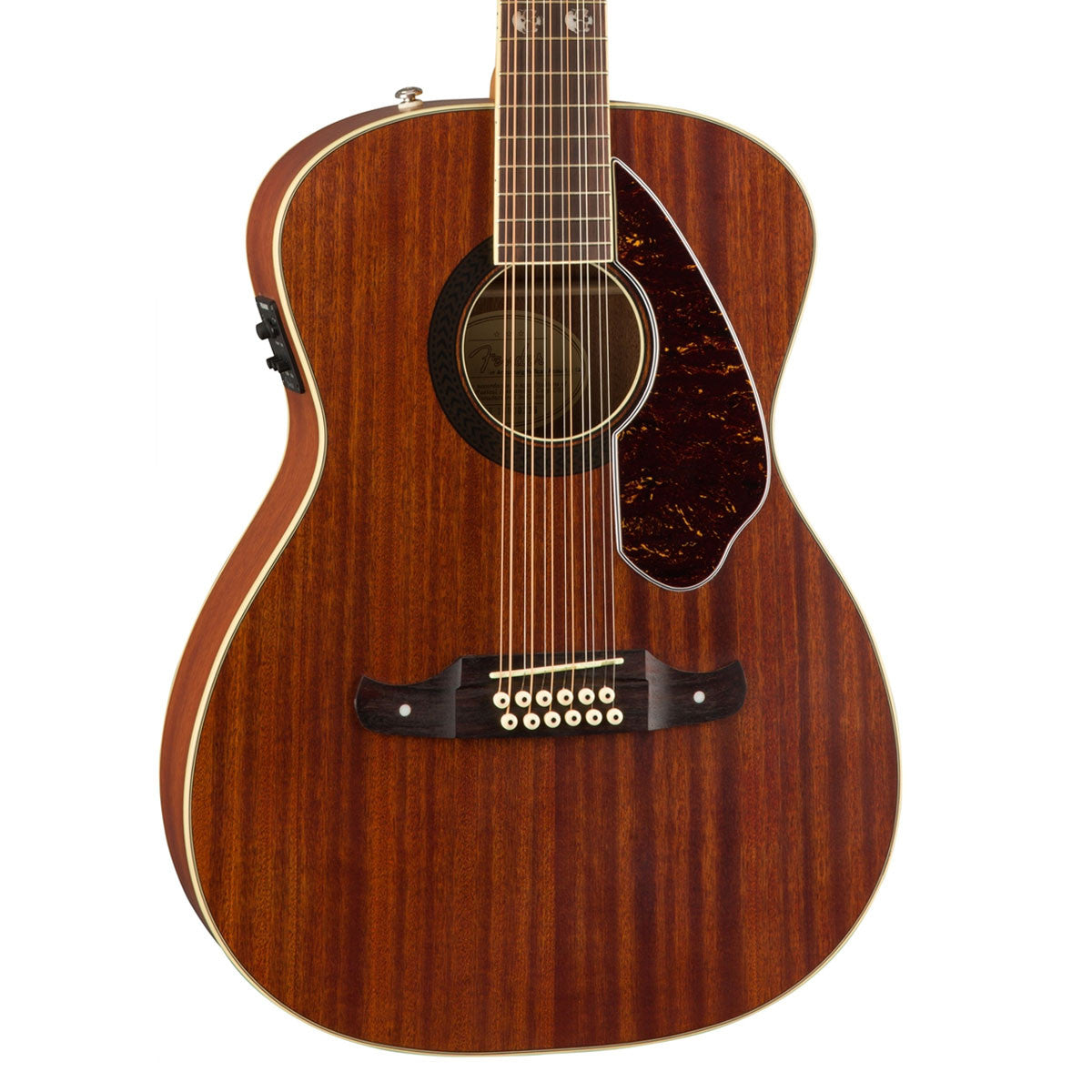 Fender Tim Armstrong Hellcat 12 String Acoustic Electric Guitar