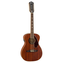 Fender Tim Armstrong Hellcat 12-string Acoustic / Electric Guitar - Solid Top | Built-in Electronics and Tuner - 0968312021 - NEW!