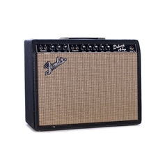 USED Fender Vintage 1965 Blackface Deluxe Amp - Original Vintage Amplifier - Not a Reissue! - AB763!