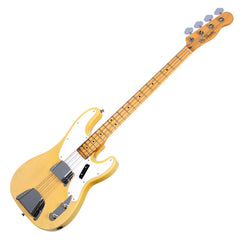 Fender 1968 Telecaster Bass - Original Vintage / Used Electric Bass Guitar - Blonde - NICE!!!