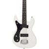 Eastwood Guitars Hi Flyer Bass White LH Featured