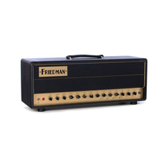Friedman Amps BE-50 Deluxe Head - 50/25 Watt Selectable Power Tube Guitar Amplifier - Brown Eye