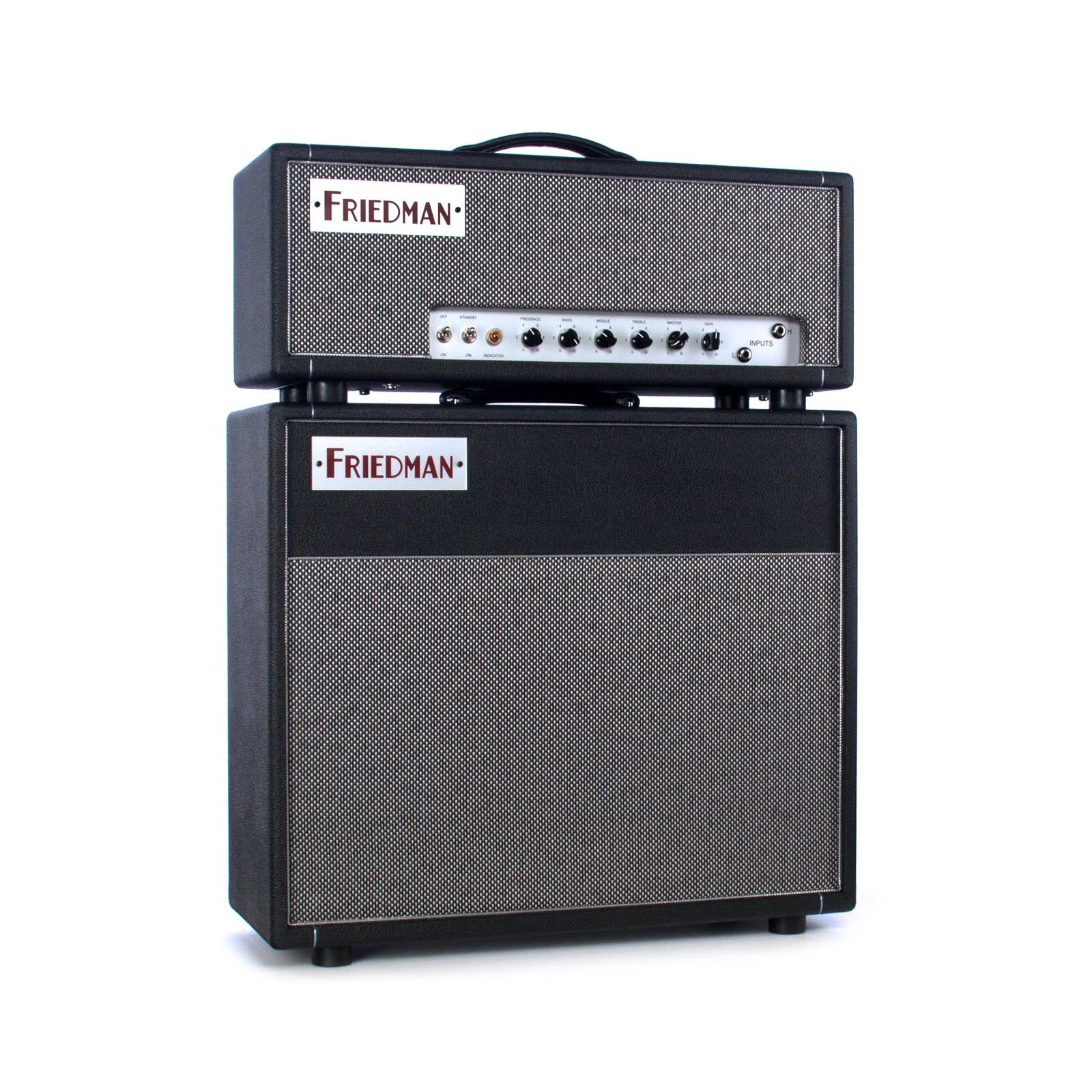 USED Friedman Amps Dirty Shirley DS-40 Head and 1x12 Cabinet ...