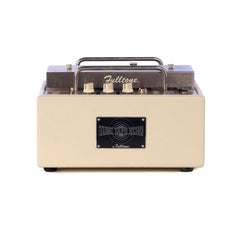 USED Fulltone TTE Tube Tape Echo - Blonde - Echoplex style Tape Delay with Extra Tape Cartidges - NICE!