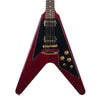Used Gibson Custom Shop 1967 Flying V Reissue - Cherry - electric guitar