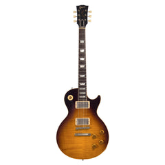USED Gibson Custom Shop 1958 Les Paul Standard Reissue - Kindred Burst Fade - Electric Guitar