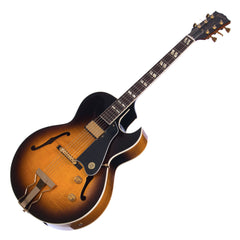 USED Gibson ES-165 Herb Ellis - Vintage Sunburst - Hollowbody Archtop Electric Guitar - NICE!