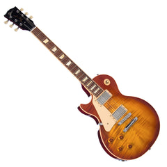 USED 2012 Gibson Les Paul Standard Plus Honeyburst LEFTY - Left-Handed Electric Guitar - Made in the USA - NICE!