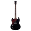 USED 2010 Gibson SG Junior '60s LEFTY - Black - Left Handed Electric Guitar - NICE!