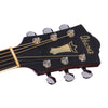 USED Ibanez Model 2846 - Lawsuit Era Guild Copy Made in Japan - Vintage Dreadnought Acoustic Guitar