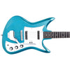 Eastwood Guitars Ichiban K2L Metallic Blue Closeup