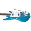 Eastwood Guitars Ichiban K2L Metallic Blue Player POV