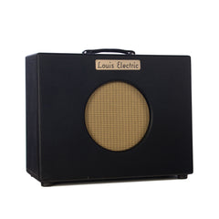 USED Louis Electric Amps Tremoverb - 1x12 Porthole Combo - 35 watt Boutique Tube Guitar Amplifier