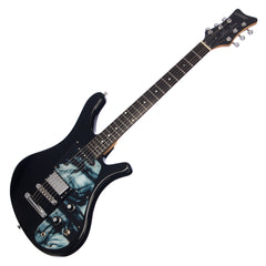 Lucem Guitars Silver Series Orthodox - Black - Offset Electric Guitar - NEW!