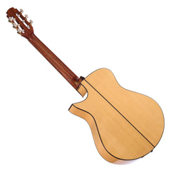 Maestro Guitars Crossover Series Vera - Modern 00 Cutaway Nylon String - Custom Boutique Acoustic/Electric Guitar - NEW!