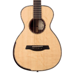 Maestro Guitars Private Collection Temasek MR SB SX - Bearclaw Spruce / Madagascar Rosewood - Small Body Custom Boutique Acoustic Guitar - NEW!
