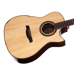 Maestro Guitars Private Collection Victoria BO CSB AX - Adirondack Spruce / Bocote - 000 size Custom Boutique Acoustic Guitar - NEW!