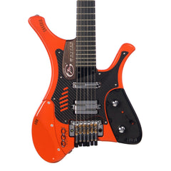 MarconiLAB EGO Hyper 6 SS - Race Orange - Custom Hand-Made Electric - Boutique Guitar Showcase!