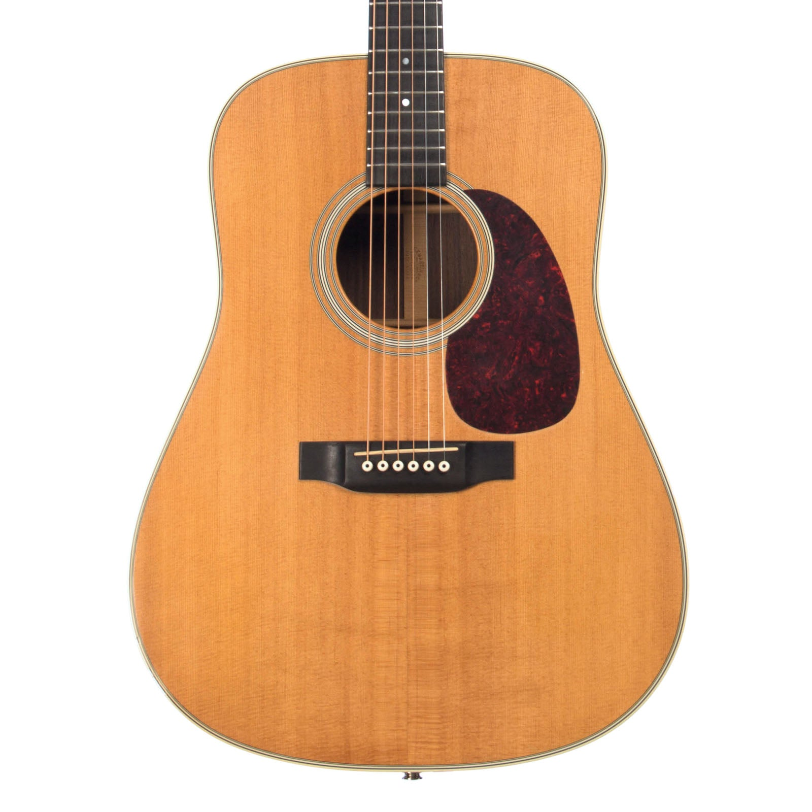Used 2002 Martin D 28 Acoustic Electric Dreadnought Guitar