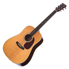 USED 2002 Martin D-28 - Acoustic / Electric Dreadnought Guitar - Rosewood / Spruce