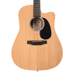 USED Martin Guitars DCRSG - Road Series Acoustic / Electric Dreadnought Guitar with OHSC