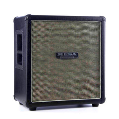 Mesa Boogie Amps 1x12 Mini Rectifier Straight Cabinet - Black w/ Cream and Black Grille - NEW!