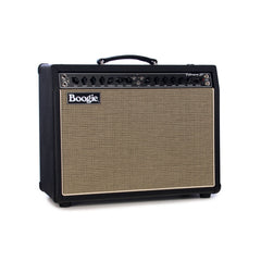 Mesa Boogie Amps Fillmore 50 1x12 combo - Black with Custom Cream and Black Grille - Tube Guitar Amplifier